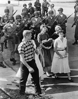 Anti-integration, 1957 Poster