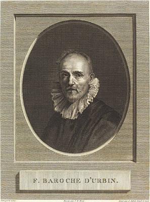 Antoine Aubert After Jean-baptiste Joseph Wicar Poster by Quint Lox