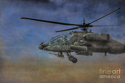 Apache Morning Patrol Poster