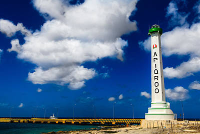 Apigroo Lighthouse Poster