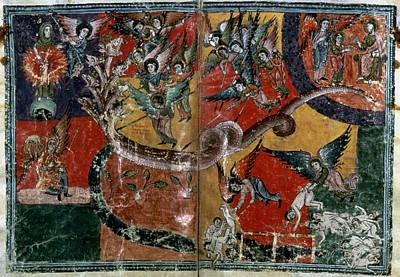 Apocalypse Great Harlot Poster by Granger