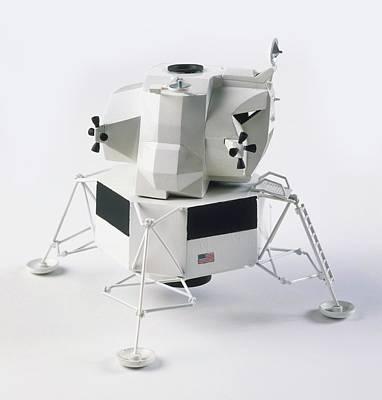 Apollo 9 Lunar Module Poster by Dorling Kindersley/uig