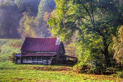 Appalachian Farmland Poster