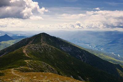 Appalachian Trail New Hampshire Poster by Stephanie McDowell