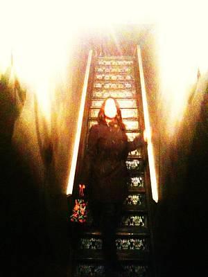 Apparition Poster by Juliann Sweet