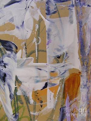 April Showers 2 Poster by Nancy Kane Chapman
