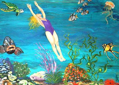 Aquarium Fun Poster