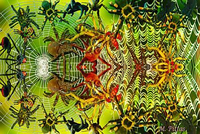 Aracknid Harmony Poster