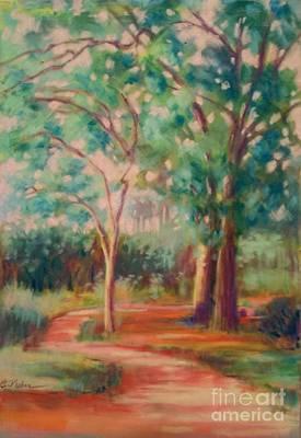 Arboretum Poster by Cynthia Pierson