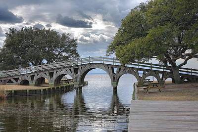 Arched Bridge I Poster