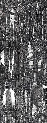 Architectural Utopia 17 Fragment Poster