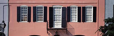 Architecture Charleston Sc Poster