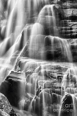 Arethusa Falls Poster by Sharon Seaward