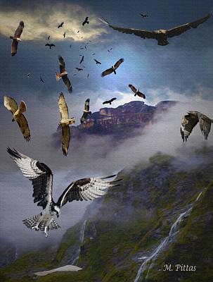Ariel Carnavors Poster