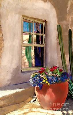 Arizona Window Poster by Craig Nelson