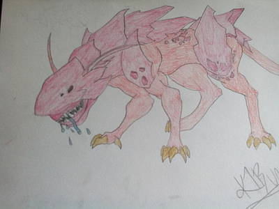 Armored Creature  Poster