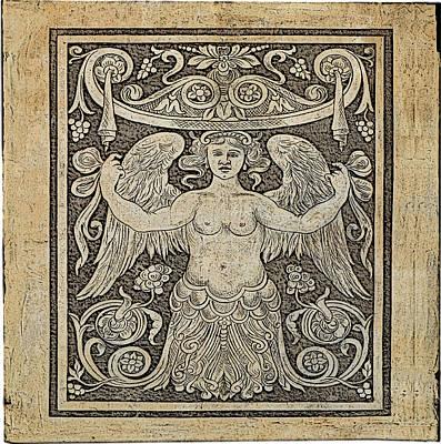 Arpia Poster by Orazio Puccio
