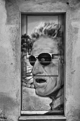 Art Door Poster