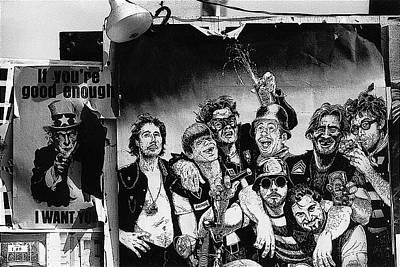 Art Homage James Montgomery Flagg Ww1 Poster Midway Arizona State Fair Phoenix 1917-1967 Poster