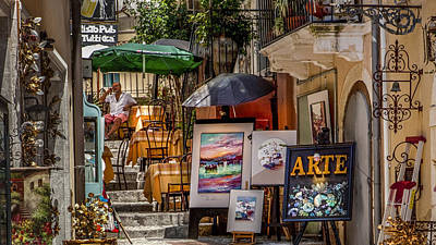 Arte For Sale Gozo Poster
