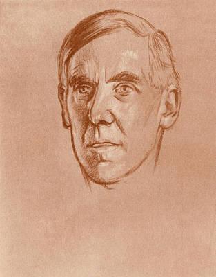Arthur Clutton-brock (1868-1924) Poster by Granger