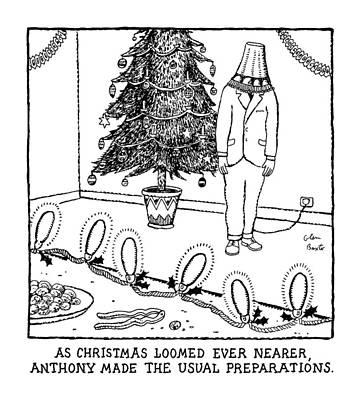 As Christmas Loomed Ever Nearer Poster