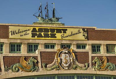 Asbury Park Boardwalk Poster