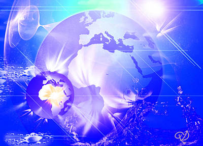 Ascending Gaia Poster