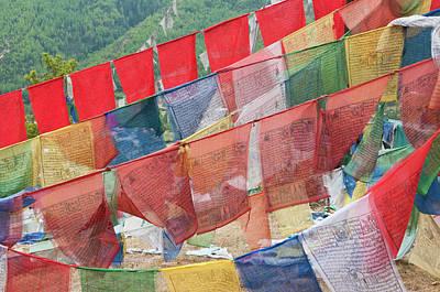 Asia, Bhutan, Thimphu Poster by Jaynes Gallery