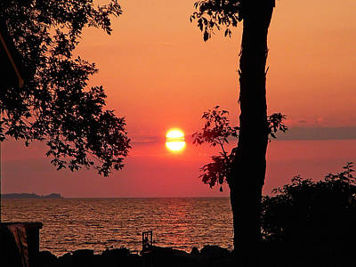 Association Island Sunset Poster by Aimee L Maher Photography and Art Visit ALMGallerydotcom