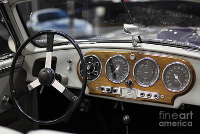 Aston Martin - 5d20305 Poster by Wingsdomain Art and Photography