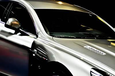 Aston Martin Rapide Poster