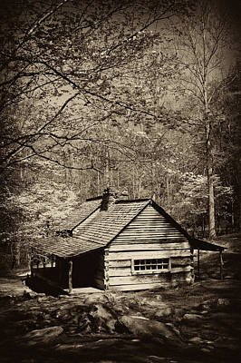 At Home In The Appalachian Mountains Poster by Paul W Faust -  Impressions of Light