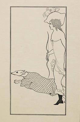 Atalanta Poster by British Library
