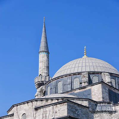 Atik Ali Pasha Mosque 01 Poster