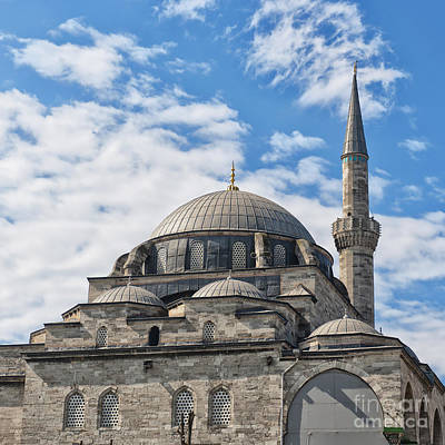 Atik Ali Pasha Mosque 02 Poster
