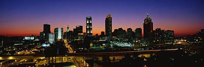Atlanta Ga Poster by Panoramic Images