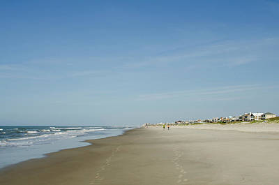 Atlantic Beach, Outer Banks, North Poster