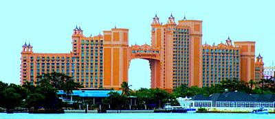Atlantis Bahamas Poster