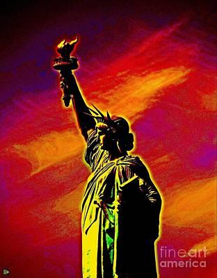 Atomic Liberty Poster