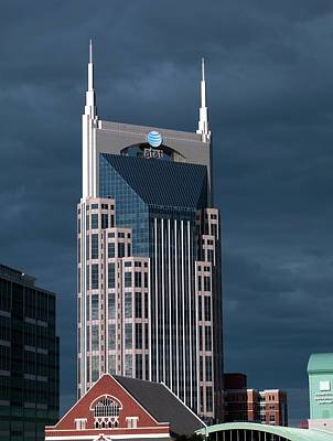 At&t Building Poster