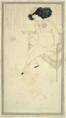 Aubrey Beardsley British, 1872 - 1898 Poster by Quint Lox