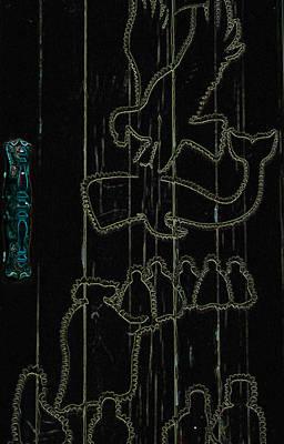 Aura's Abound Poster by Travis Crockart