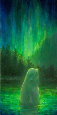 Aurora Beluga Poster
