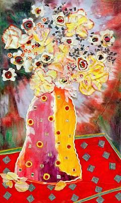 Aurora Borealis Poster by Diane Fine