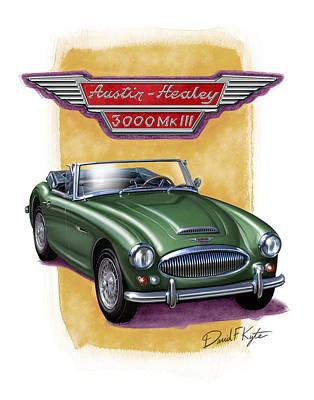 Austin3000-brg Poster
