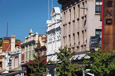 Australia, Adelaide, Rundle Street Poster