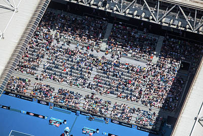 Australian Open Tennis 2015 Poster by Brett Price