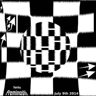 Autofocus Maze Poster