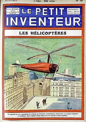 Autogiro Poster